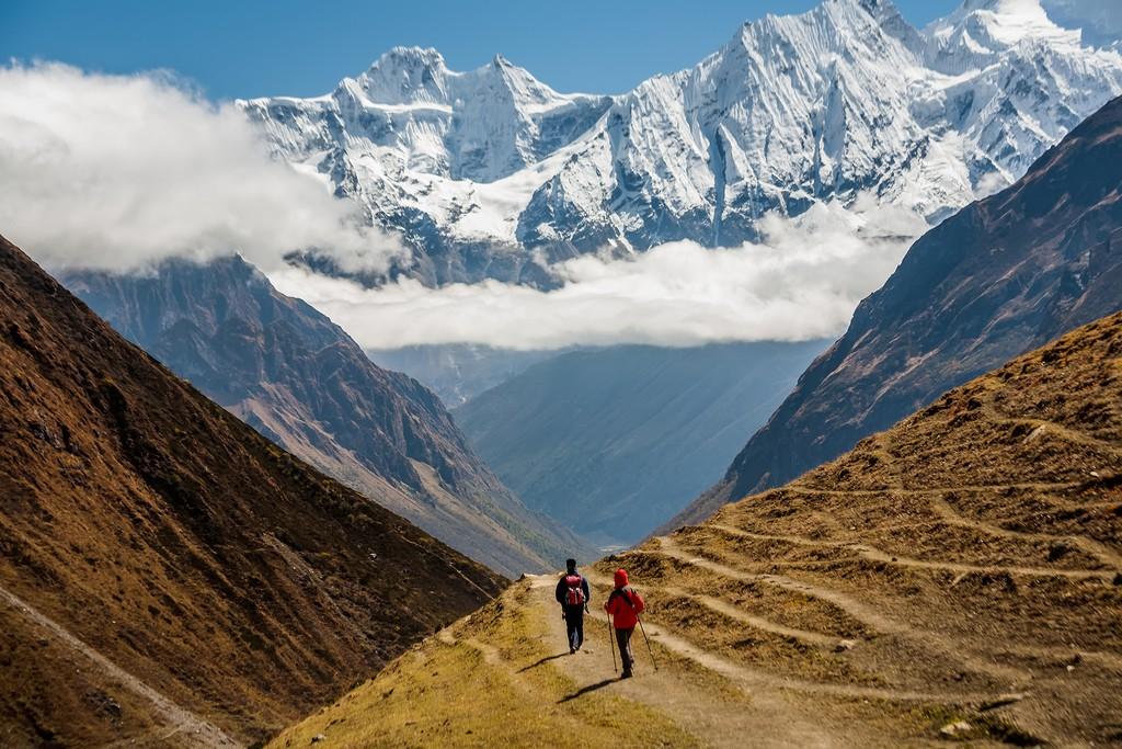 Nepal [Juni - September / November - April] Hin- und Rückflug mit der Turkish Airlines oder Oman Air von Mailand / Basel / Zürich nach Kathmandu ab 397€ inkl. Gepäck