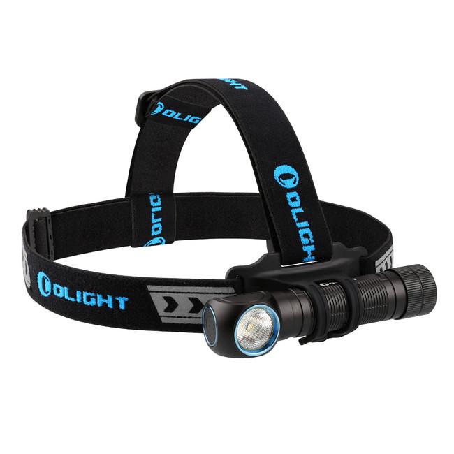 Blitzangebot ab 20 Uhr: Olight H2R Hochleistungs-Stirnlampe (2300 Lumen) mit Akku und USB-Ladekabel