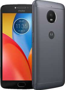 "Motorola Moto e4 Plus Dual-SIM in grau oder gold (5,5"" HD-Display, Quadcore, 16 GB, 3GB RAM, 5000 mAh, Android 7.1, LTE)"
