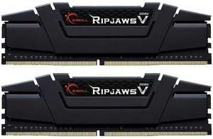 G.SKill Ripjaws V Black DDR4 - 8GB (2×4), 3200 MHz, CL16, DIMM (Amazon.es)