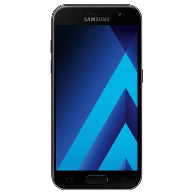 Blau L Allnet Flat mit 3GB LTE (bis zu 21,6 MBit/s) für 14,99€ mtl. + Samsung Galaxy A3 2017 + 50€ Amazon Gutschein im Curved Shop