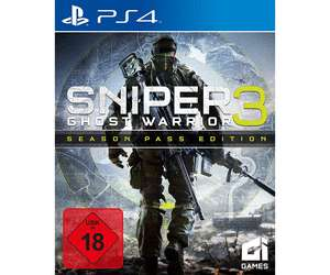 Sniper: Ghost Warrior 3 Season Pass Edition (PS4) ( Saturn & Mediamarkt) Versandkostenfrei