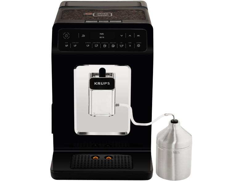 [Mediamarkt] KRUPS EA8918 Evidence Kaffeevollautomat Schwarz/Chrome (Edelstahl-Kegelmahlwerk, 2.1 Liter  für 399,-€