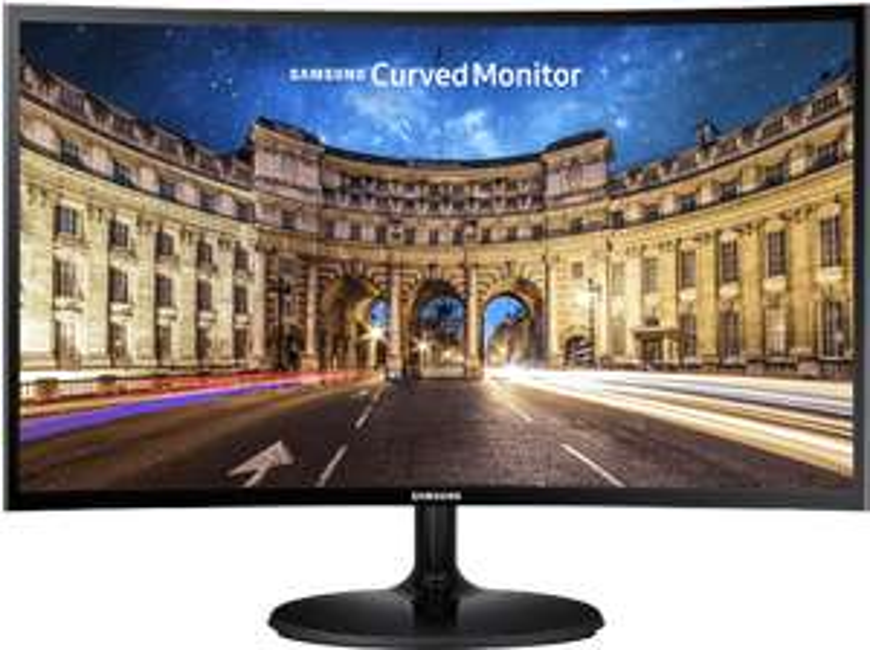[Mediamarkt] SAMSUNG LC24F390FHUXEN 23.5 Zoll Full-HD Monitor (1x HDMI, 1x 15pin D-Sub Kanäle, 4 ms Reaktionszeit, FreeSync, 60 Hz) für 119,-€