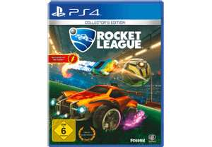 Rocket League: Collector's Edition & Outlast: Trinity & Lego: Worlds (PS4) für je 15€ [Saturn]
