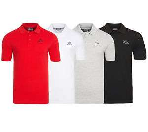 Kappa Classic Poloshirts in 4 Farben versandkostenfrei #BUSFAHRER