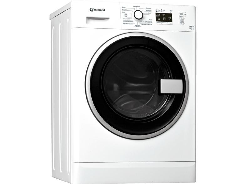 BAUKNECHT WATK Prime 8614 Waschtrockner (8 kg, 1400 U/Min., A) für 469€ inkl. Versand @mediamarkt (+3% shoop)