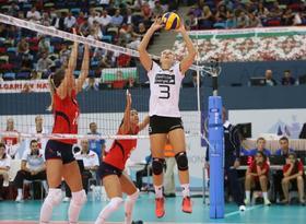 20 % Rabatt für Volleyball Nations League in Stuttgart und Ludwigsburg (Nationalmannschaft)