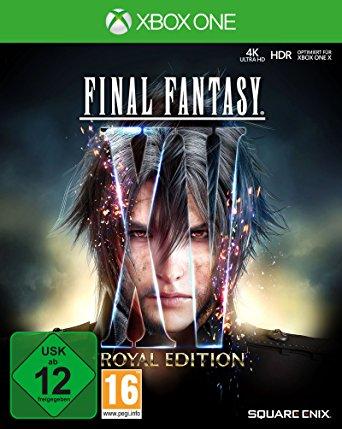 Final Fantasy XV Royal Edition (Xbox One) für 15,42€ (Xbox Store TR)