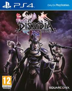 Dissidia Final Fantasy NT (PS4) + 3 Trading Cards für 11,02€ (ShopTo)