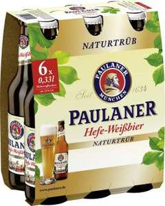 1€ Coupon für Paulaner Sixpack