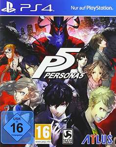 Persona 5 (PS4) für 29,97€ bei Amazon.de