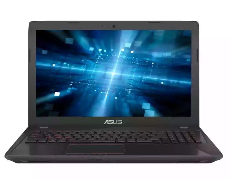 "Asus FX553VE-DM406 / 15,6"" Full-HD / Intel Core i5-7300HQ / 8GB DDR4 RAM / 1TB HDD / GeForce GTX 1050 Ti / ohne Windows"