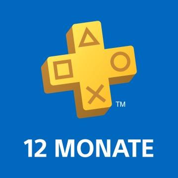 12 Monate Playstation Plus für 41,99€ & mit Guthaben für 38,47€ (PSN)