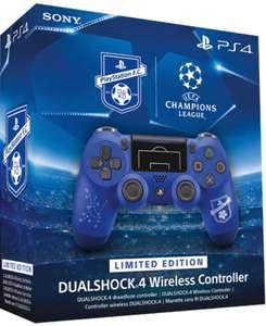 Sony DualShock 4 Controller - F.C. Limited Edition oder Sony DualShock 4 Controller schwarz für je 34,95€ (Real.de)
