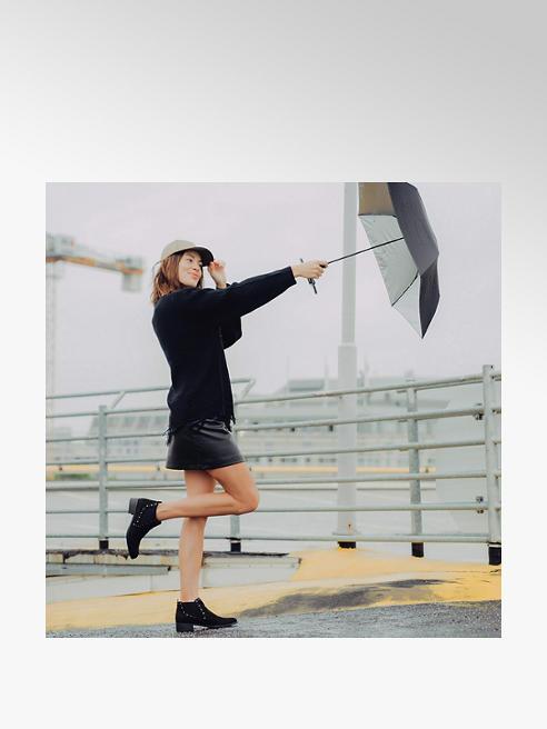 Deichmann online - Regenschirm mit Selfiestick Funktion
