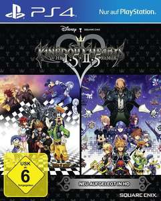 Kingdom Hearts HD 1.5 & 2.5 Remix (Ps4) für 19,99€ oder Super Luckys Tale für 14,99€