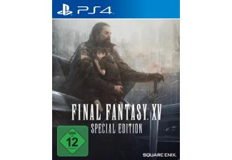 Final Fantasy XV - Limited Steelbook Edition (PS4) für 10€ inkl. Versand (Saturn)