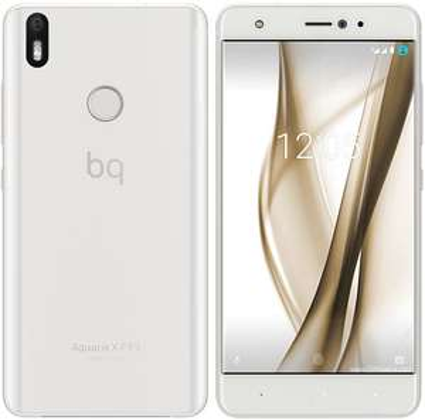 BQ Aquaris X Pro 64GB Weiß (für Studenten nur 208€!)