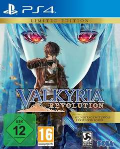 Valkyria Revolution (Day-One-Edition) (Ps4) Filialabholung