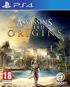 Assassin's Creed: Origins (PS4) für 25,51€ (Amazon UK)