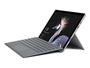 Microsoft Surface Pro 128GB mit Core i5 & 4GB (2017) inkl. Surface Pro Type Cover