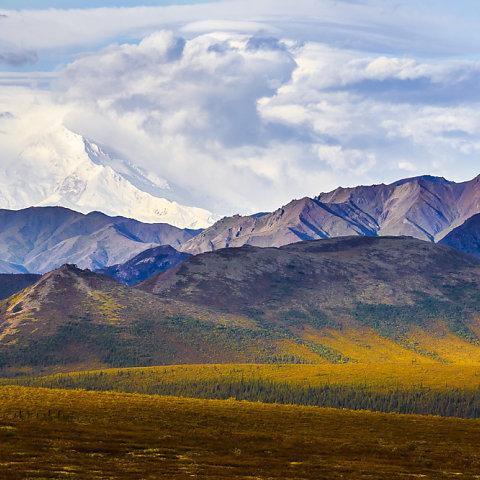 Flüge: Alaska [Juni] - Direktflüge - Hin- und Rückflug von Frankfurt nach Anchorage ab nur 533 € inkl. Gepäck