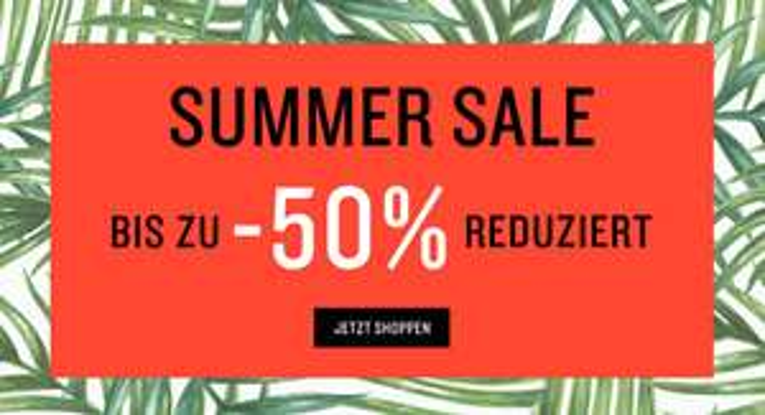 Summer Sale bei Tom Tailor