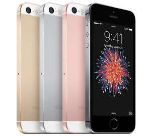[EBAY] APPLE IPHONE SE 64GB GOLD, SPACEGRAU, SILBER, ROSE GOLD