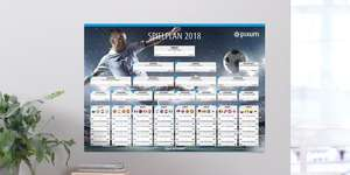 pixum - Fussball-WM Spielplan kostenlos herunterladen & viele weitere Spielpläne