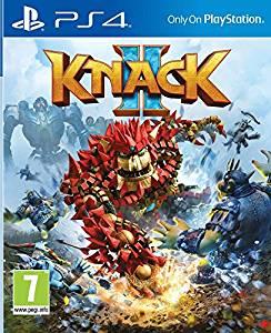Knack 2 (PS4) für 13,75€ (Amazon FR)