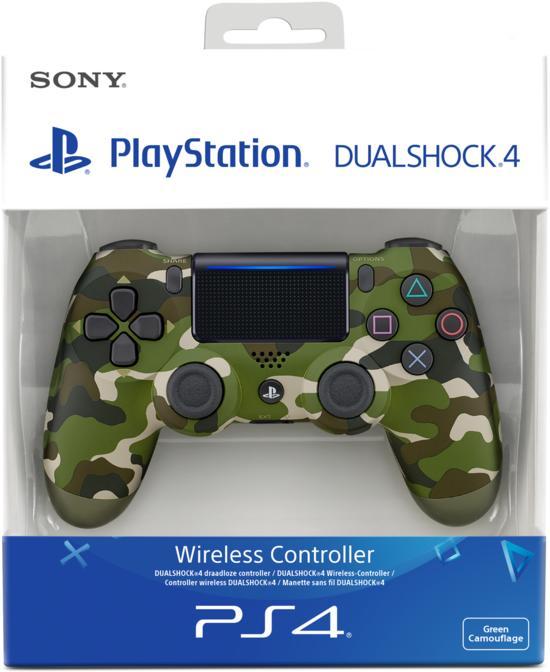 [Gamestop] PlayStation 4 Dualshock 4 Controller V2 Camouflage noch für 39,99€ zu bekommen