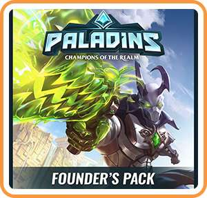 Paladins - Founder's Pack für Nintendo Switch (eShop Mexiko)