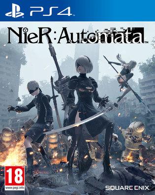 NieR: Automata (PS4) für 19,22€ (ShopTo)