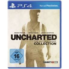 Uncharted: The Nathan Drake Collection (PS4) für 22,98€ [Alternate]