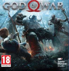 God of War DIGITAL Download PS 4 durch eBay