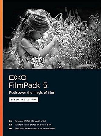 DxO FilmPack 5 Essential Edition (PC/Mac) kostenlos