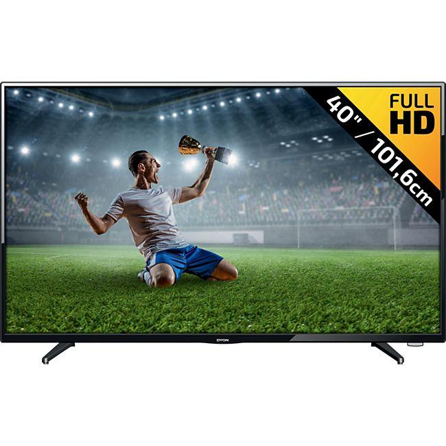 DYON MOVIE 40pro Full HD 40 Zoll mit HD Triple Tuner, 3xHDMI, CI+, EPG, USB, A+