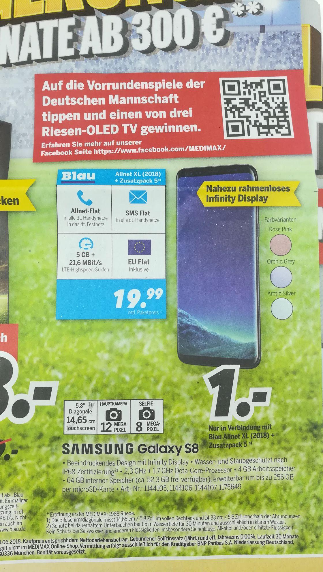 [Lokal] 5 GB LTE + Telefonie&SMS Flat für effektiv 6,90€ mtl.