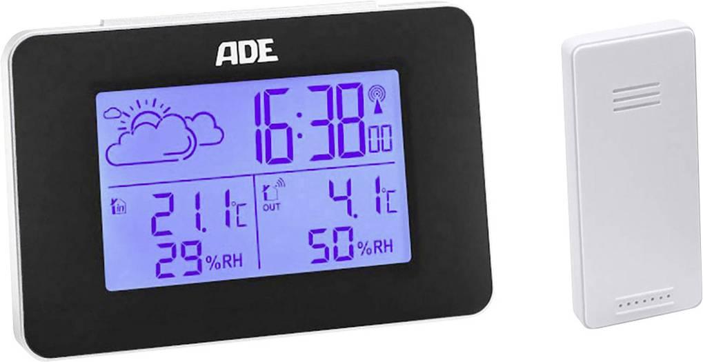 [Voelkner] ADE Funk-Wetterstation WS 1644