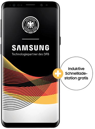 Samsung S9 mit Blau 4 GB LTE für 19,99€ / Monat mit 79€ Einmalzahlung