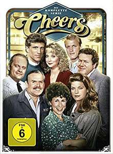 Amazon Prime Cheers - Die komplette Serie [43 DVD]