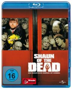 Shaun of the Dead (Blu-ray) für 4,73€ (Dodax)