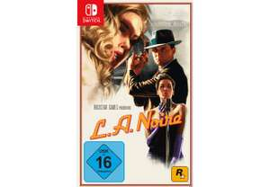 L.A. Noire für 15€ & NBA 2K18 für 17€ [Switch] [Saturn]