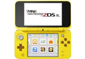 "Nintendo New 2DS XL ""Pikachu Edition"" für 109€ [Saturn]"