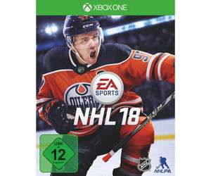 NHL 18(Xbox One) (Amazon Prime)
