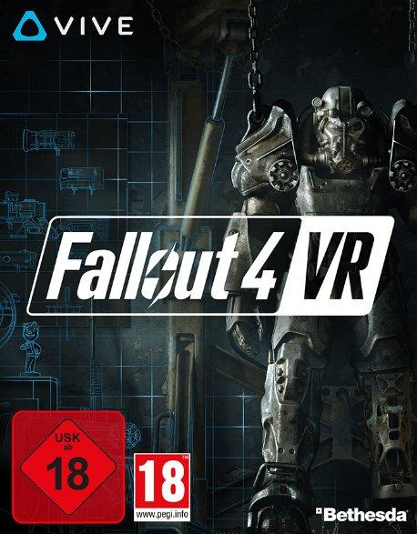 Fallout 4 VR (PC Steam) für 15€ versandkostenfrei (Saturn)