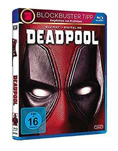 Deadpool Blu-ray [Amazon Prime]