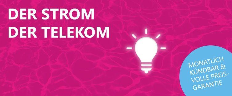 [Shoop] Telekom Strom 25€ Cashback + 25€ Shoop.de-Gutschein für monatlich kündbaren Ökostrom Vertrag!