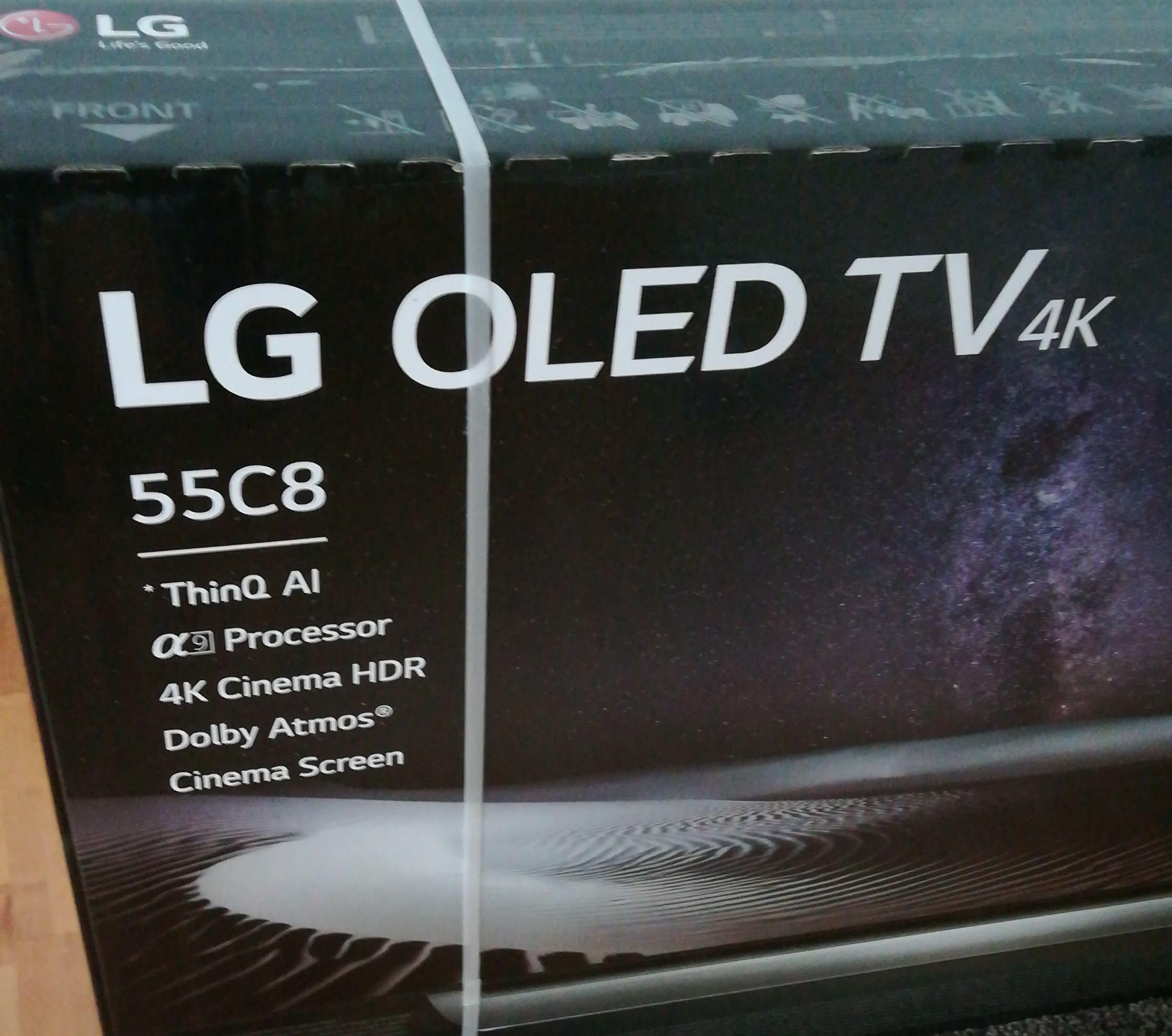 [MediaMarkt] LG OLED 55C8 (4K) für 1599 Euro statt 1948 Euro